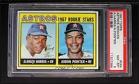 Aaron Pointer, Alonzo Harris [PSA 8]