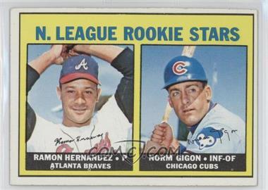 1967 Topps - [Base] #576 - Ramon Hernandez, Norm Gigon