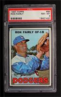 Ron Fairly [PSA8]