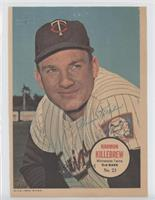 Harmon Killebrew [Good to VG‑EX]