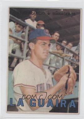 1967 Topps Venezuelan #47 - Luis Aparicio
