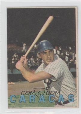 1967 Topps Venezuelan #7 - Paul Schaal