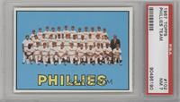 Philadelphia Phillies Team [PSA 7]