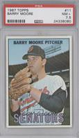 Barry Moore [PSA7.5]