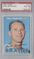 Dave Nicholson [PSA8]