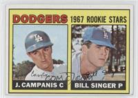 Jimmy Campanis, Bill Singer