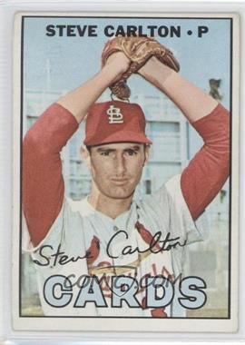 1967 Topps #146 - Steve Carlton