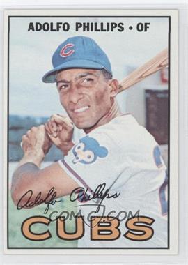 1967 Topps #148 - Adolfo Phillips