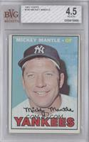 Mickey Mantle [BVG 4.5]