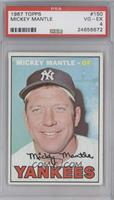 Mickey Mantle [PSA 4]