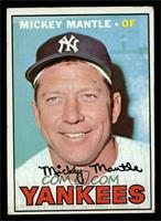 Mickey Mantle [VG EX]