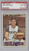 Jim Pagliaroni [PSA8]