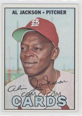 1967 Topps #195 - Al Jackson [Good to VG‑EX]
