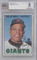 Willie Mays [BVG 8]