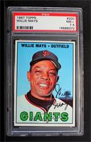 Willie Mays [PSA 7.5]