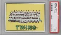 Minnesota Twins Team [PSA7]