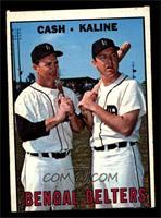 Norm Cash, Al Kaline [GOOD]