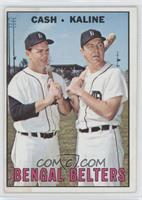 Norm Cash, Al Kaline [Poor to Fair]