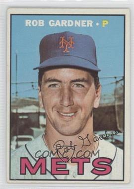 1967 Topps #217 - Rob Gardner [PoortoFair]