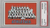 Oakland Athletics Team [PSA8]