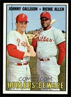 Johnny Callison, Dick Allen [NM]