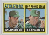 Sal Bando, Randy Schwartz