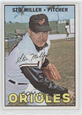 1967 Topps #345 - Stu Miller