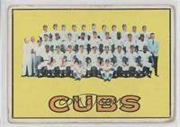Chicago Cubs Team [Poor to Fair]