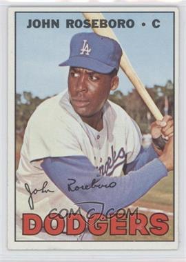 1967 Topps #365 - John Roseboro