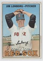 Jim Lonborg [Poor to Fair]
