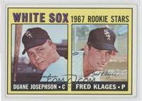 Duane Josephson, Fred Klages