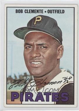 1967 Topps #400 - Roberto Clemente [Good to VG‑EX]