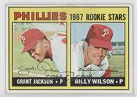 Grant Jackson, Bill Wilson