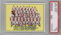 Cincinnati Reds Team [PSA7]