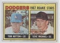 Tom Hutton, Gene Michael