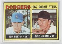 Tom Hutton, Gene Michael