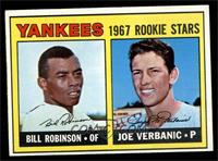 Bill Robinson, Joe Verbanic [EX MT]
