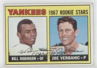 Bill Robinson, Joe Verbanic [GoodtoVG‑EX]