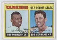 Bill Robinson, Joe Verbanic