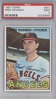 Fred Newman [PSA 9]