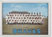 Atlanta Braves Team [Good to VG‑EX]