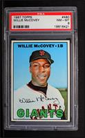Willie McCovey [PSA 8]