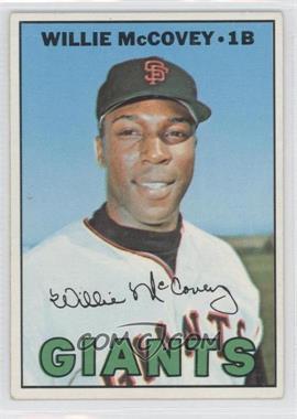1967 Topps #480 - Willie McCovey