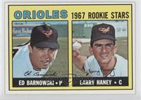 Ed Barnowski, Larry Haney