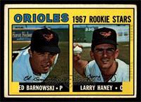 Ed Barnowski, Larry Haney [VG]