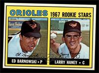 Ed Barnowski, Larry Haney [NM MT]