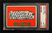 San Francisco Giants Team [PSA 8]