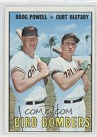 Bird Bombers (Boog Powell, Curt Blefary)