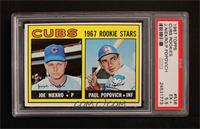 Joe Niekro, Paul Popovich [PSA 5.5]