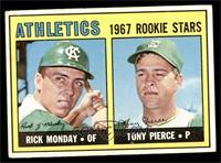 Rick Monday, Tony Pierce [VG]